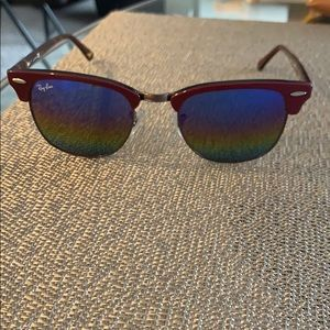 Ray-Ban RB3018 clubmasters
